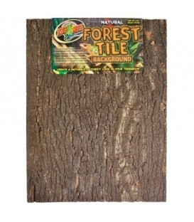 Natural Forest Cork Tile Background 45x61cm