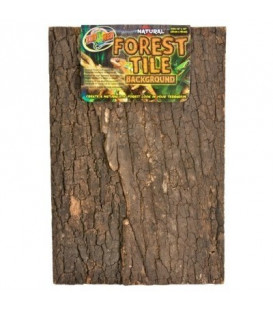 Natural Forest Cork Tile Background 30x45cm