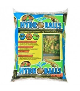 Hydroballs Lightweight Expanded Clay Substrate