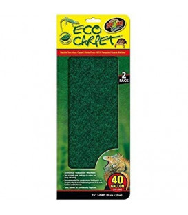 Zoo Med Cage Carpet 40 Gallon