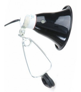 Zoo Med Deluxe Porcelain Lamp Clamp