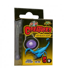 Zoo Med Creatures Black Light