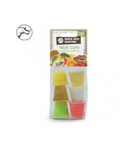 Back Zoo Nature Fruit Cups