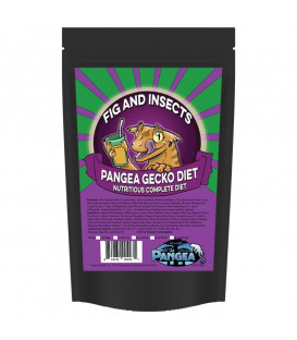 Pangea Fig & Insects Gecko Diet